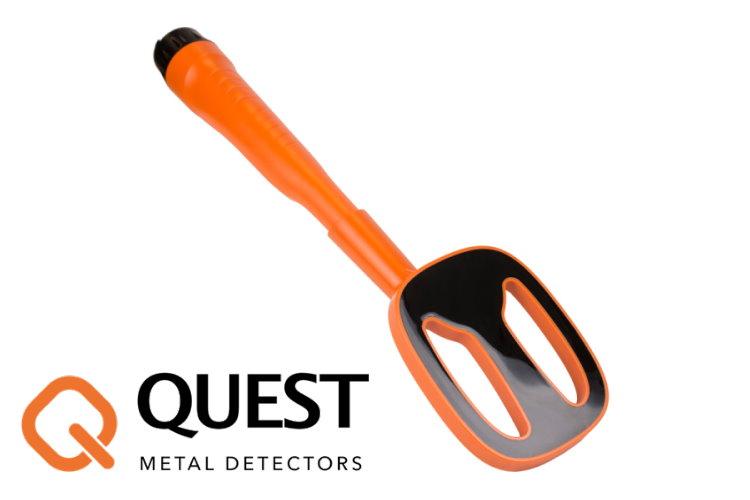 Quest Scuba Tector Unterwassermetalldetektor